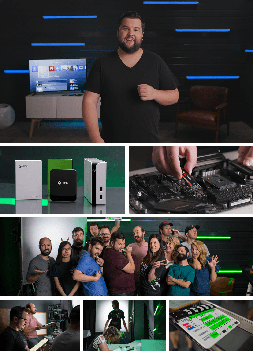 Inside Gaming with Seagate