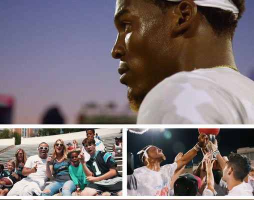Cam Newton Foundation:  Most of us would happily...