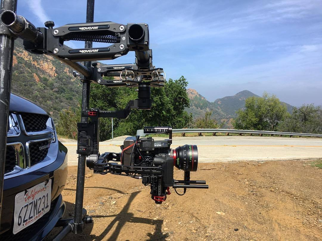 The beast car rig! So nice to have this for the...